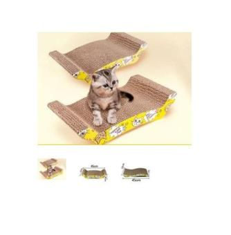 Harga CAT SCRATCH BOARD S Shape