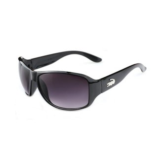 Harga Sunglasses Men Rectangle Sun Glasses Grey Color Brand Design