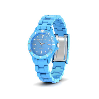 Harga Joy Watch - Blue (Crystals from Swarovski®)