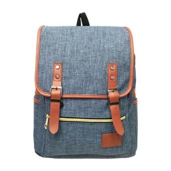 Harga Backpack D3 Blue | Bags | Stylish | Practical
