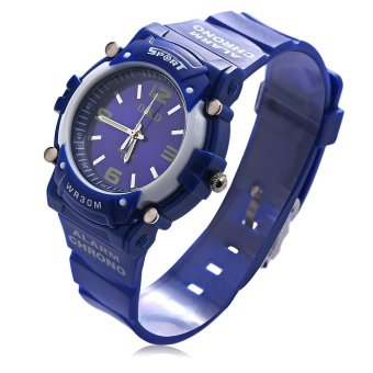 Harga OSD 702 Children 3ATM Quartz Luminous Sport Watch - intl