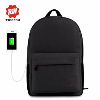 "Harga Tigernu 15"" Simple&light weight Laptop backpack Model 3249 - intl"