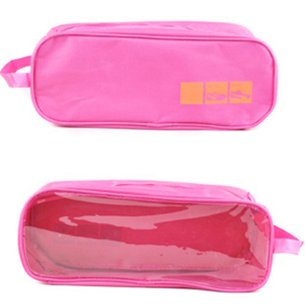 Harga Transparent travel shoes Shoes packaging shoe covers