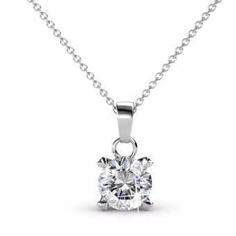 Harga Sweetheart Pendant - Crystals from Swarovski®