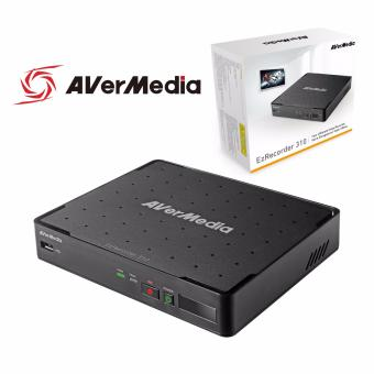 Harga AVerMedia EZRecorder, HD Video Capture High Definition HDMI Recorder, PVR, DVR, Subscription Free, Schedule Recording, IR Blaster (ER310)