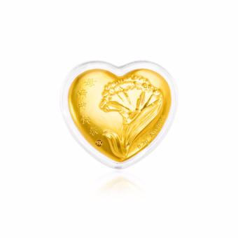 Harga SK Jewellery A Mother's Heart of Gold Coin