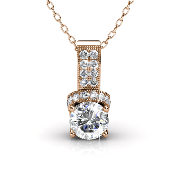 Harga Eve Pendant (Rose Gold) - Crystals from Swarovski®