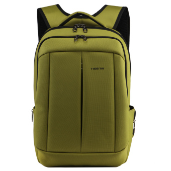 Harga Tigernu 14Inches School Youth Teenager Waterproof Colorful Laptop Backpack T-B3151(Green)