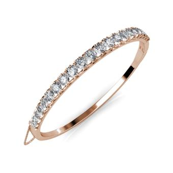 Harga Xena Bangle - (Crystals from Swarovski)