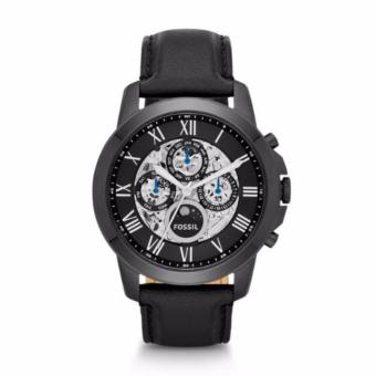 Fossil LG RD BLK BLK STRP Watch