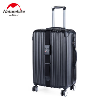 Harga Nh luggage packed with a font phillips customs lock password lock straps tied with NH23A023-C