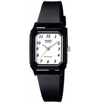 Harga Casio Women's Black Resin Strap Watch LQ-142-7B