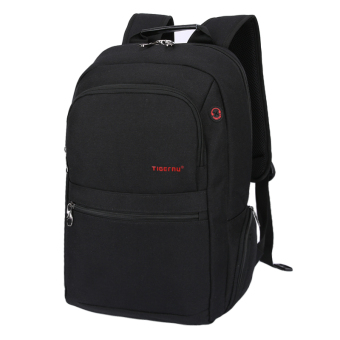 Harga Tigernu Casual Laptop Backpack for 12-15inches Laptop T-B3092(black) - intl