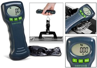 Harga Balanzza Ergo Luggage Scale