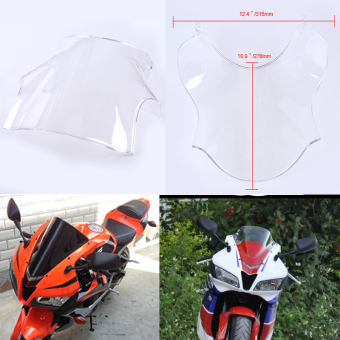 Harga Front Motorcycle Windscreen Shield Screw For Honda CB400 CB400SF (Intl)
