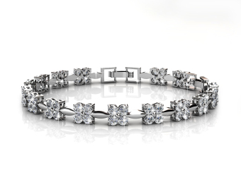 Harga Sweet Bracelet - Crystals from Swarovski®