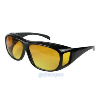 Harga HD Night Vision Driving Sunglasses Sun Glasses For Unisex - intl