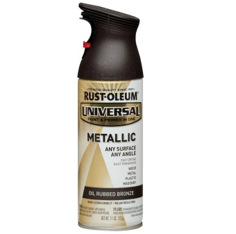 Rust-Oleum Universal Spray 11oz (Oil Rubbed Bronze)