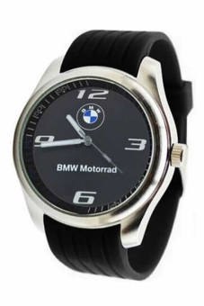 Harga BELLUCCI BMW SILVER CASE WITH BLACK DIAL
