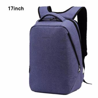 Harga Tigernu Fashion 17 Inch Laptop Backpack T-B3164(Blue)