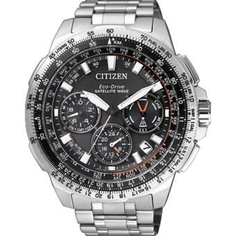 Harga Citizen Eco-Drive Satellite Wave GPS - CC9020-54E