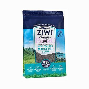 Harga Ziwi Peak Daily Dog Air Dried Mackerel & Lamb Cuisine 1kg