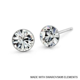 Harga Lori Earrings (Crystal) - Crystals from Swarovski®
