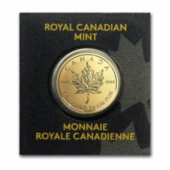 Harga Royal Canadian Mint MapleGram25 10 x 1g Gold Coin