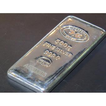 Harga SK Bullion Singapore 500 g Silver Bar