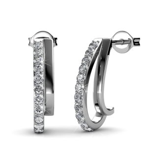 Harga Joyce Earrings - Crystals from Swarovski®