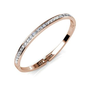 Harga Chic Bangle - (Crystals from Swarovski)