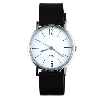 Harga New Student Fashion Top Lovers Watches Quartz Wristwatches White Men
