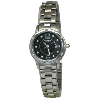 Casio Sheen Black Dial (SHE4021D-1A) - intl