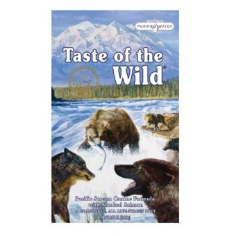 Harga Taste of the wild - Pacific stream canine formula with smoked salmon 13.6kg/30lbs