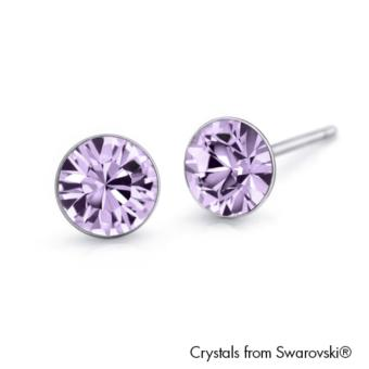 Harga Lori Earrings (Violet) - Crystals from Swarovski®️