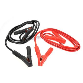 Harga Car Battery Booster Line Jumping Cables Power Fire Wire Jumper Heavy Duty Clip - intl