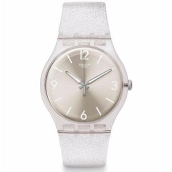 Harga Swatch Mirrormellow SUOK112 Analog Gent Watch