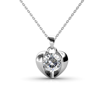 Harga Simply Love Pendant (Crystals from Swarovski®)