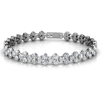 Harga Princess Bracelet - Crystals from Swarovski®