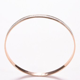 Harga Jetting Buy Women Wristband Bracelet Cuff Bling Gold