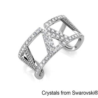 Harga Veronica Ring - Crystals from Swarovski®