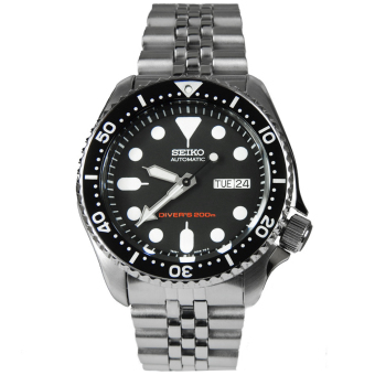 Harga Seiko Automatic Diver Men's Silver Stainless Steel Watch SKX007 SKX007K2