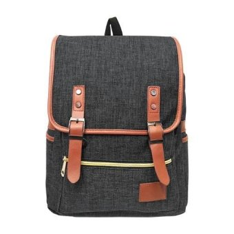 Harga Backpack D3 Black | Bags | Stylish | Practical
