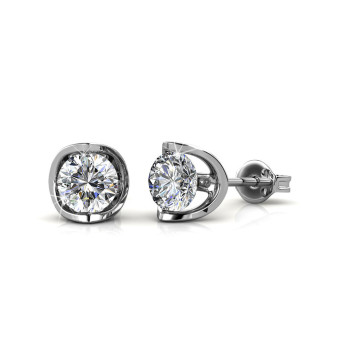 Harga Charlotte Earrings - Crystals from Swarovski®