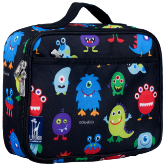 Harga Wildkin Olive Kids Monsters Insulated Lunch Box Bag