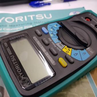 Kyoritsu 1009 Digital Multimeter - 3