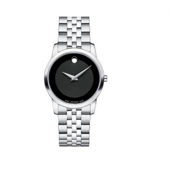 Harga MOVADO watch museum MUSEUM28mm Quartz watch female watch 0606505 - intl