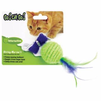Harga OurPets Go Cat Go String Me-ow't Cat Toy