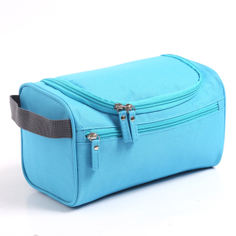 Outdoor female portable storage bag travel wash bag