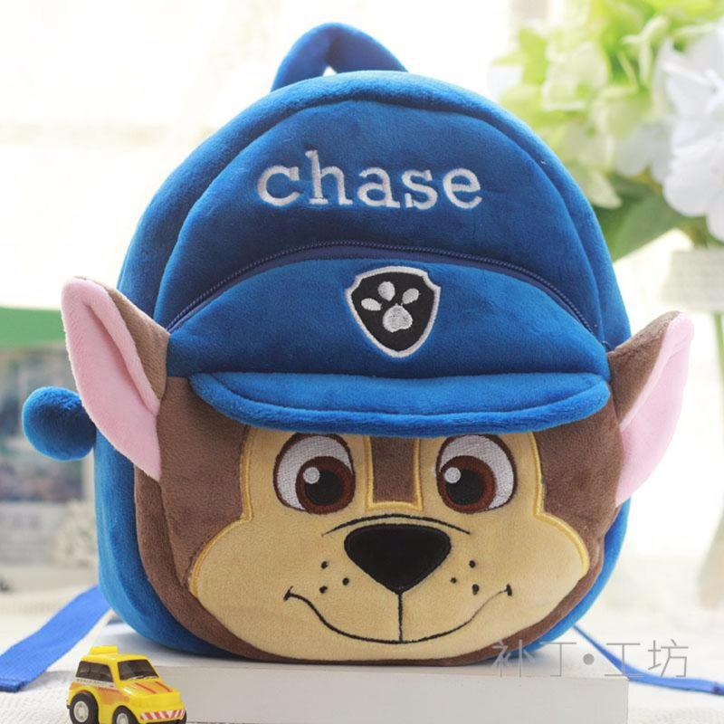 PAW PATROL BLUE CHASE KIDS BACKPACK